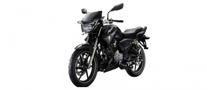 TVS Apache RTR 160cc FRONT DISC ABS 2019