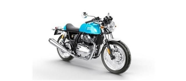 Royal Enfield Continental GT Chrome 2020