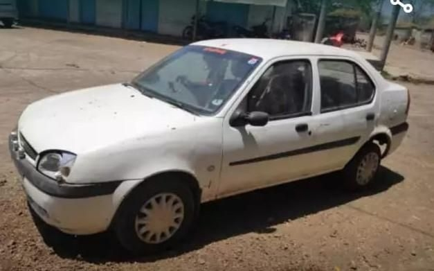48 Used White Color Ford Ikon Car for Sale   Droom