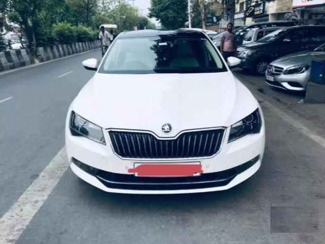 SKODA SUPERB Elegance 1.8 TSI AT 2017