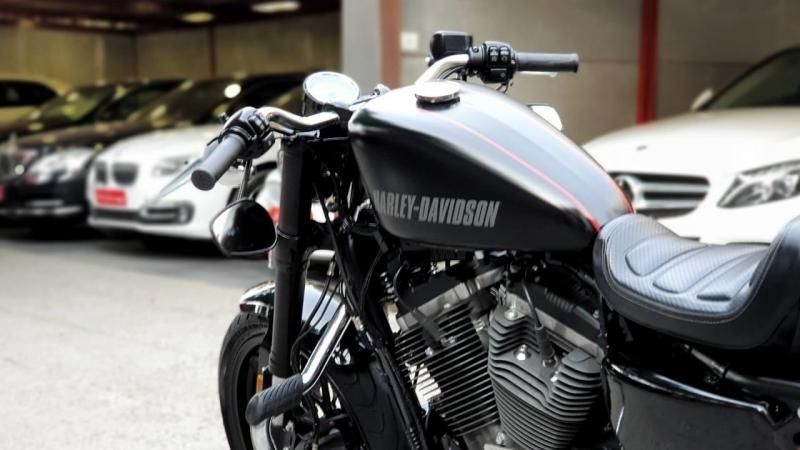 Harley-Davidson Roadster XL 1200CX 2018