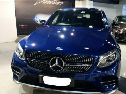 Mercedes-Benz GLS 350 d 2018
