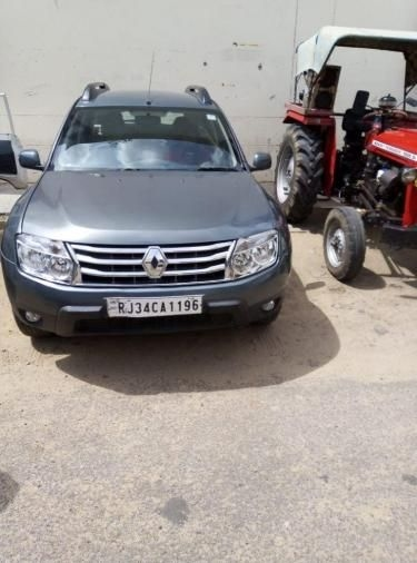 Renault Duster 110 PS RXL 4X4 MT 2014