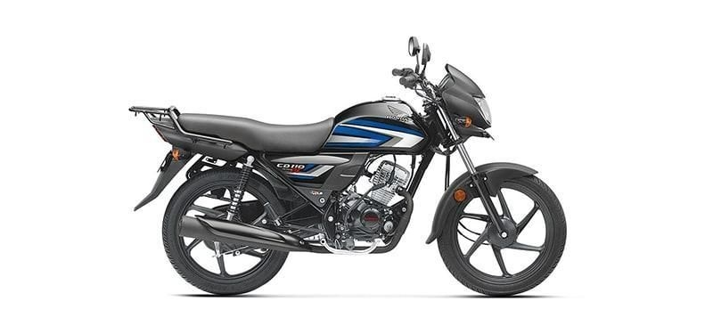 Honda CD 110 Dream CBS DLX CARRIER 2019