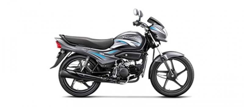 Hero Super Splendor 125cc IBS 2019