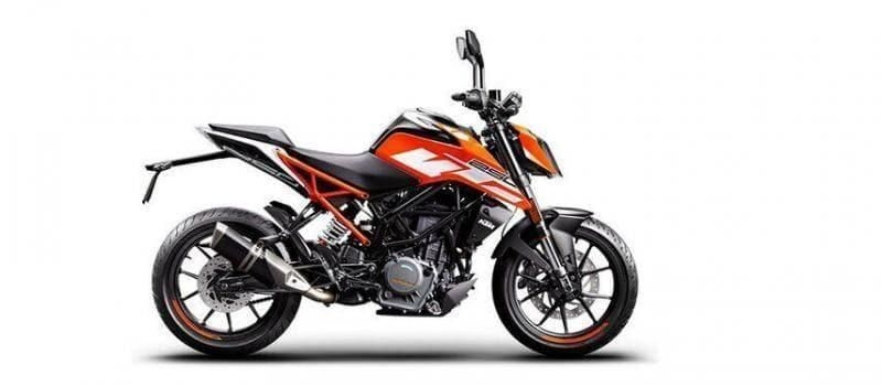 KTM Duke 250cc ABS 2020
