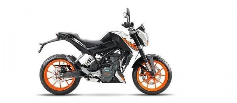 KTM Duke 200cc ABS 2019