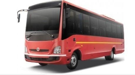 2 New Bharat Benz 917 Tourist Bus Buses in Bhopal for Sale