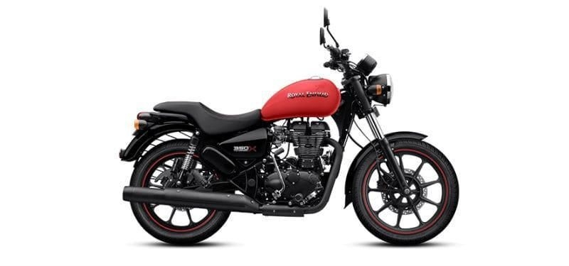 Royal Enfield Thunderbird X 350cc ABS 2019