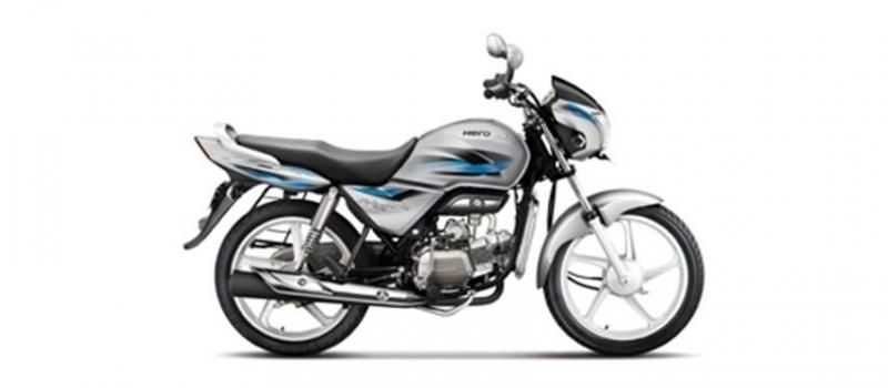 Hero Splendor Pro kick Alloy 100cc 2019