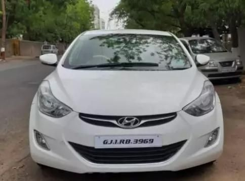 Hyundai Elantra 2.0 SX (O) AT 2014
