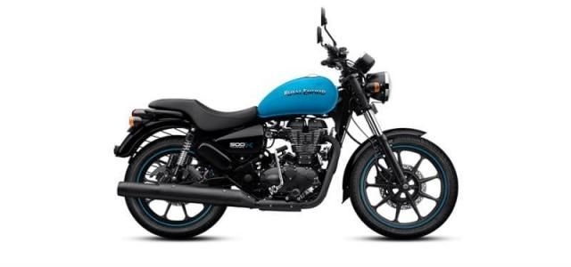 Royal Enfield Thunderbird X 500cc ABS 2020