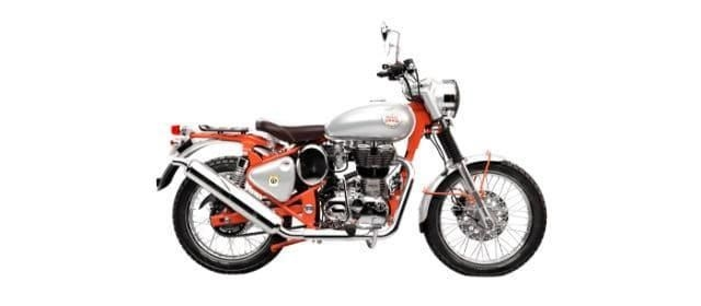 Royal Enfield Bullet Trials 350cc ABS 2020