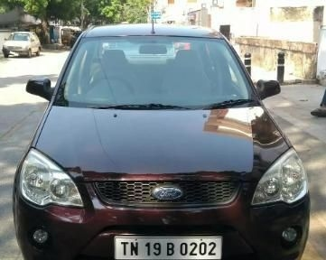 Ford Fiesta EXI 1.4 TDCI 2010
