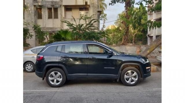 Jeep Compass Limited (O) 1.4 Petrol AT 2019