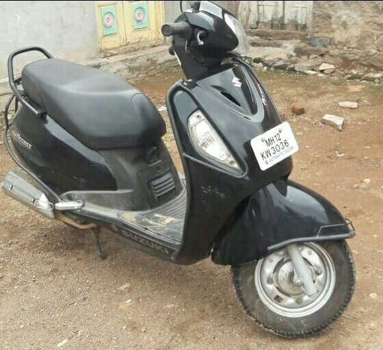 Suzuki Access Scooter for Sale in Pune- (Id: 1417889363) - Droom