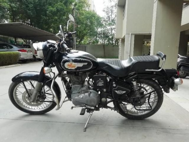 107 Used Royal Enfield Motorcycle/bikes in Ahmedabad, Second hand