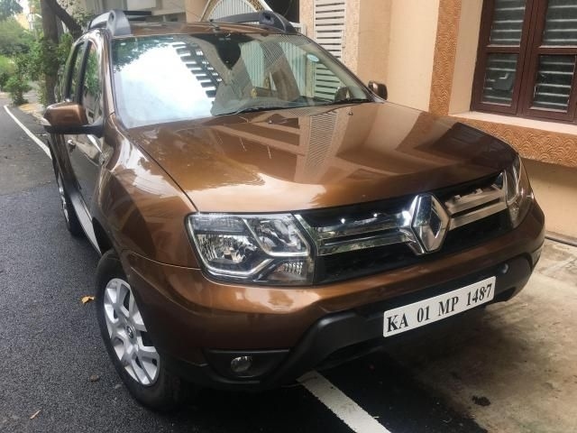 Renault Duster 110 PS RXL 4X2 Diesel AMT 2016