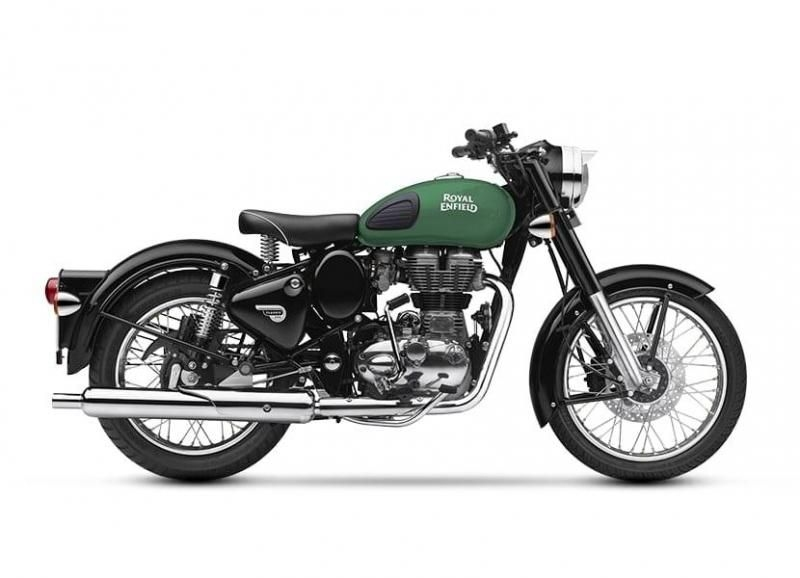 Royal Enfield Classic 350cc-Redditch Edition ABS 2020