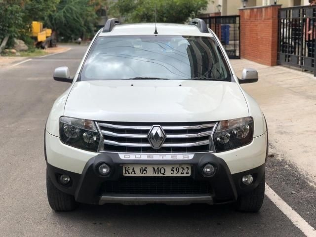 Renault Duster 110 PS RXL Adventure 2014