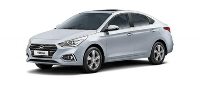 Hyundai Verna SX Plus 1.6 VTVT AT 2020