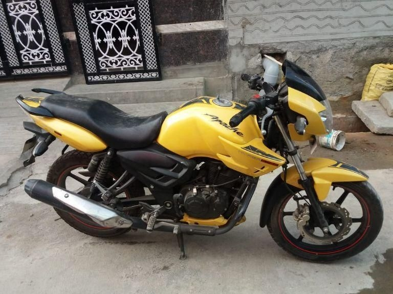 TVS Apache Rtr Bike for Sale in Bangalore- (Id: 1417943126) - Droom