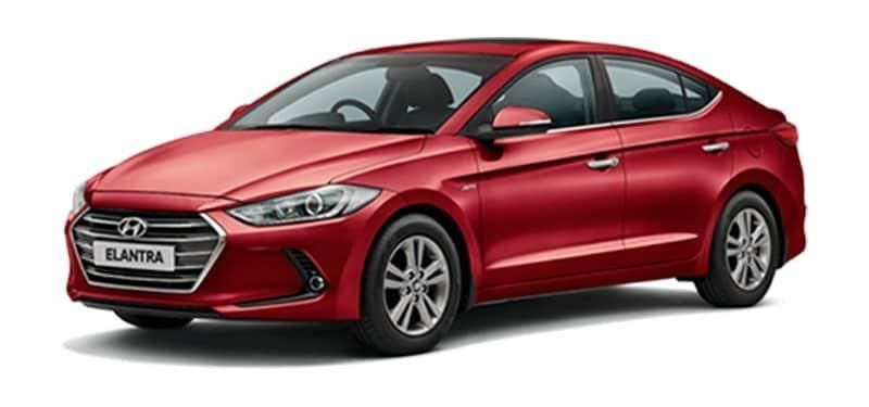 Hyundai Elantra 2.0 SX AT 2019