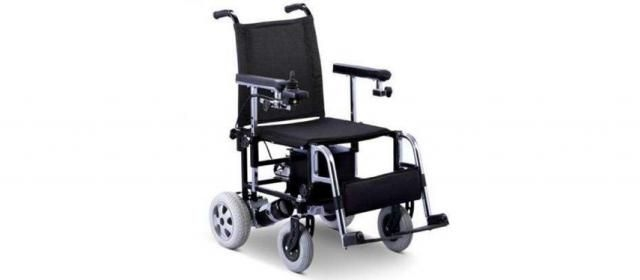 Ostrich Verve LX Power Wheelchair
