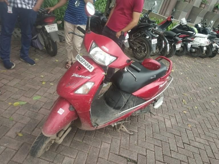 Hero Pleasure Scooter for Sale in Pune- (Id: 1417992009) - Droom