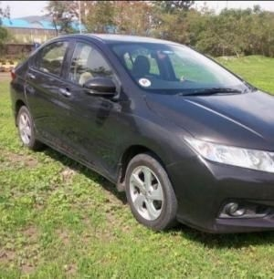 Honda City VX(O) 1.5L i-DTEC Sunroof  2015