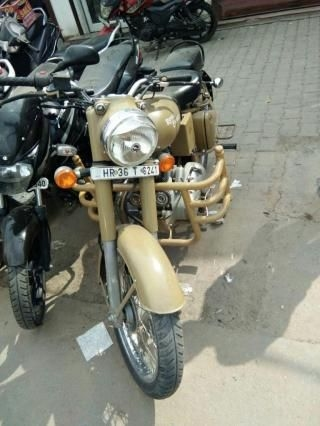 Royal Enfield Bullet Twinspark 500cc 2013