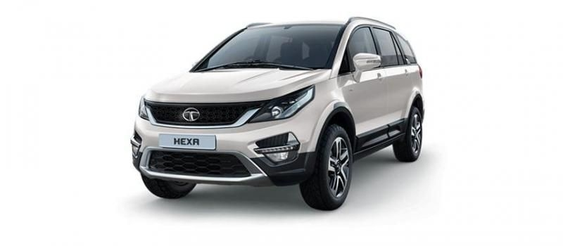 Tata Hexa XM Plus 4x2 7 STR 2019