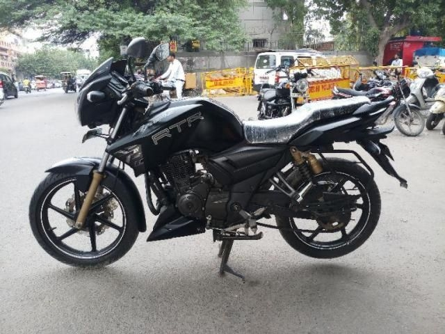 Used Tvs Apache Rtr Motorcycle/bikes, 1164 Second Hand
