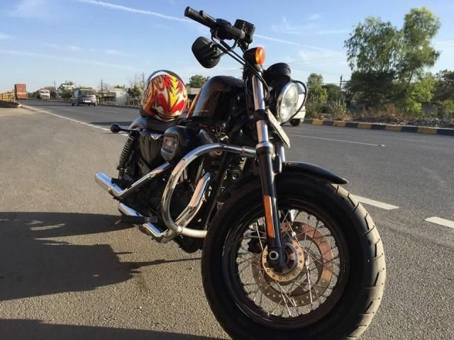 Harley-Davidson Forty Eight 2014