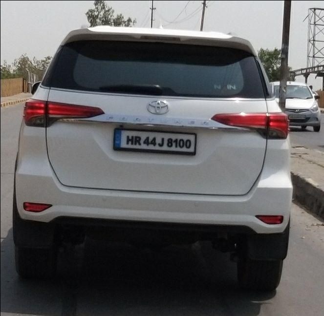 Toyota Fortuner Car for Sale in Dirba- (Id: 1418033839) - Droom