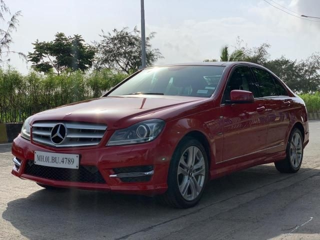 Mercedes-Benz C-Class Grand Edition CDI 2014