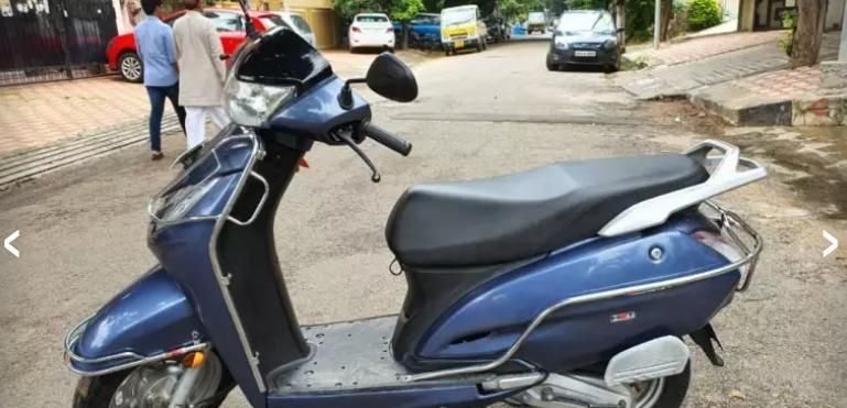 Honda Activa Scooter for Sale in Hyderabad- (Id: 1418047169) - Droom