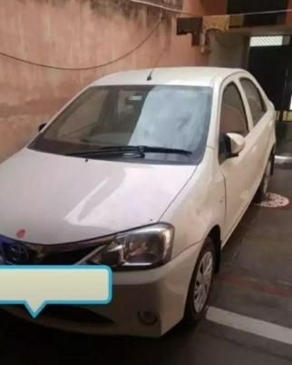 Toyota Etios GD SP 2015