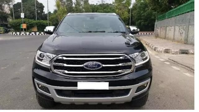 Ford Endeavour Titanium Plus 2.2 4x2 AT 2019