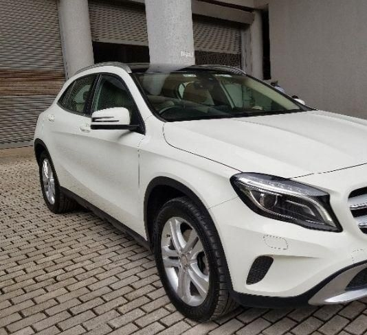 Mercedes-Benz CLA 200 CDI Style 2017