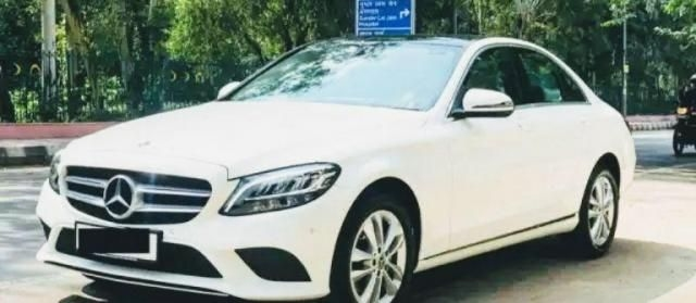 Mercedes-Benz C-Class C 220 CDI Style 2017