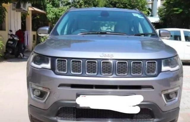Jeep Compass Limited (O) 2.0 Diesel 4x4 2018