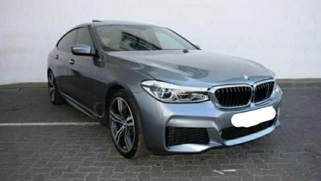 BMW 6 Series GT 630d Luxury Line 2019