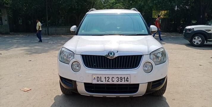 Skoda Yeti Car For Sale In Delhi Id 1418112723 Droom
