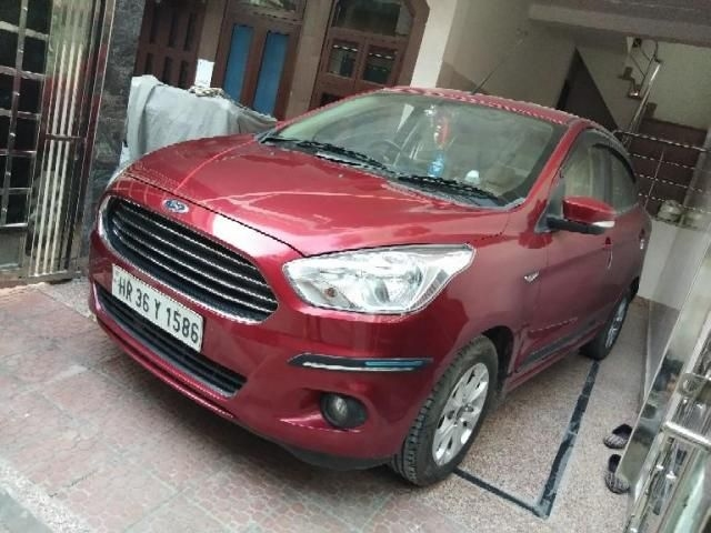 Ford Aspire Titanium Plus 1.2 Ti-VCT 2015
