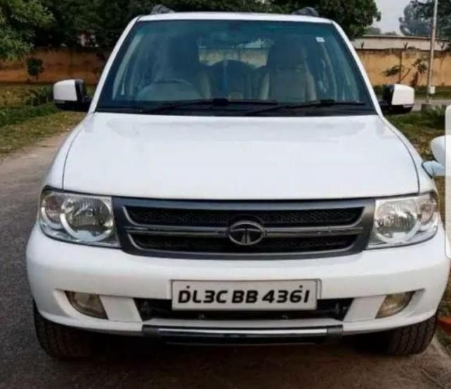 Tata Safari 4X2 LX 2012