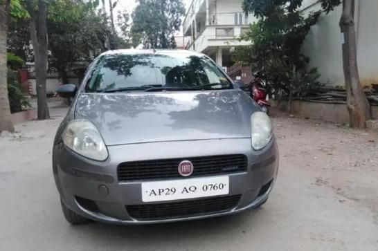 Fiat Punto Emotion 90HP 2010