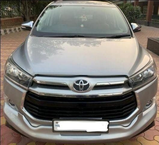 Toyota Innova Crysta 2.8 GX AT 8 STR 2018