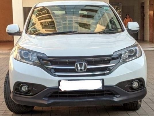 Honda CR-V 2.0L 2WD MT 2017