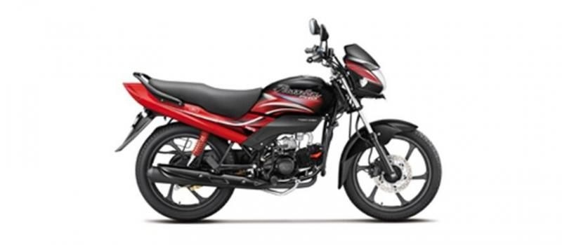 Hero Passion Pro 100cc Drum Alloy 2020